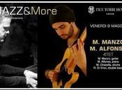 Jazz&More presenta `Manzo Alfonso Quartet` Torri Verona, venerdi' magio 2014.