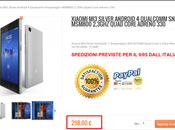 Xiaomi disponibile euro XiaomiShop.it