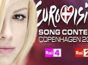 Eurovision Song Contest 2014: semifinali diretta Rai4, finale