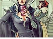 personaggi delle fiabe avessero instagram? selfie fables simona bonafini