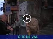 Video. Striscia Notizia Napoli, mazzate mazzette!