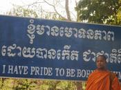 Preah Vihear, Triangolo Smeraldo. confine Cambogia, Laos Thailandia