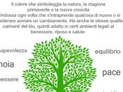 Psicologia colori: Verde