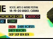 edizione Zanne Festival, Keith Levine, Alkaline Trio Italia tante altre novità!