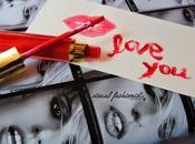 """Gloss Estée Lauder: scritto love you"""", volevo solo dirti"""