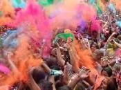 """Podismo: giorni corre """"The Color Run"""""""