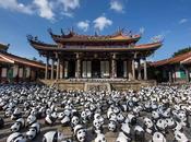 Sono rimasti solo 1.600 panda hanno invaso Hong Kong)