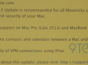 Mavericks 10.9.3 presto nostri Mac?