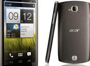 Acer CloudMobile Smartphone Android Caratteristiche specifiche tecniche principali.