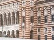 Risorge dalle ceneri biblioteca simbolo Sarajevo
