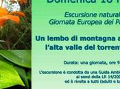 Escursione naturalistica gratuita Free naturalistic excursion Tuscany