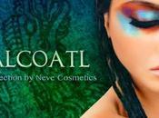 Anteprima Swatch collezione Quetzalcoatl Neve Cosmetics