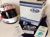 Arai Quantum Replica Nigel Mansell 1993 Ansaloni Collection