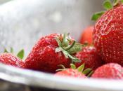 maggio festeggiamo fragole, bontà forma cuore!