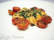 Filetto Trota Salmonata forno Pomodorini