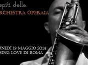 Marcello Allulli l`Orchestra Operaia insieme Ettore Fioravanti, lunedi' maggio 2014 Rising Love Roma.