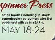 Buon Compleanno Dreamspinner Press sconto 18-24 Maggio