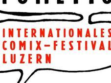 Festival fumetto Lucerna 2014: città riempie balloon
