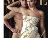 Cristiano Ronaldo nudo Vogue Spagna assieme Irina Shayk