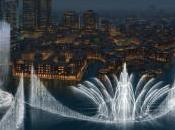 Dubai Fountain: spettacoli acqua, luci musica grattacieli