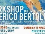 """Workshop """"fumetto animale"""" Federico Bertolucci"""