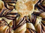 Fiore panbrioche alla crema Cubarum Venchi, lievitazione naturale