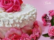 White Rose Cake Re-Cake