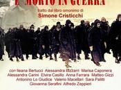 COLLEFERRO (ROMA): NONNO MORTO GUERRA spettacolo teatrale tratto dall'omonimo libro Simone Cristicchi