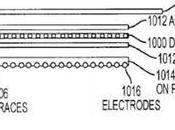 Nuovo brevetto Apple schermi curvi pannello solare integrato