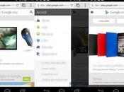 Google Play Store: arriva l'interfaccia mobile sito
