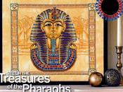 Schema punto croce Tutankamon l'antico Egitto