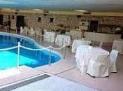 Apertura estiva piscina dell'hotel villa michelangelo vicenza