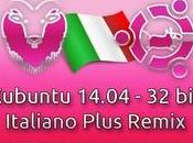 Xubuntu 14.04 italiano plus remix 32bit