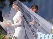 Kardashian Kanye West, matrimonio blindato Firenze: foto l'abito sposa