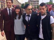 Mika, Morgan, Fedez Victoria Cabello giudici Factor 2014 #XF8