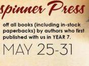 Buon Compleanno Dreamspinner Press sconto 25-31 Maggio