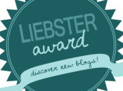 Panic streets Modena Liebster Award