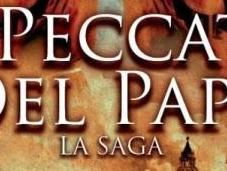 """peccati Papa. saga"""" Fabio Delizzos"""