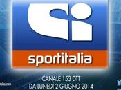 Accesa nuova Sportitalia, Giugno [canale 153] D-Free