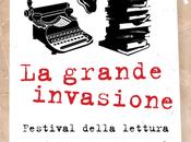 GRANDE INVASIONE Festival della lettura, Ivrea Maggio-2 giugno 2014