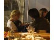 Sean Penn, Charlize Theron: cena famiglia Londra (foto)