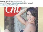 Elisabetta Canalis incinta Brian Perri: gossip Alfonso Signorini