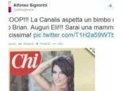 Elisabetta Canalis incinta Brian Perri: scoop Signorini