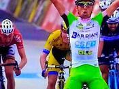 Giro d'Italia 2014, Pirazzi vince firma tripletta Bardiani-Csf