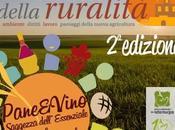 """Festival della Ruralità Oggi protagonista """"Pane Quotidiano"""""""