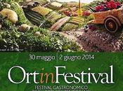 maggio giugno giardini Reggia Venaria Torino sarà Ortinfestival