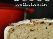 primo knead bread [con esubero lievito madre] Pasta Madre 2014