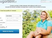 SugarBBW, dating online donne curvy. Cosa penso?
