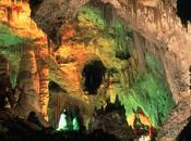 Rare riprese nella magnifica Grotta Jeita, Libano