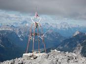 Campana Monte Coglians (2780m) Luigi Calligaris